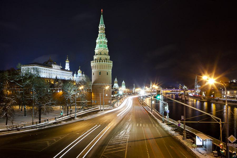 Москва на выходные